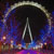 photograph of the London Eye